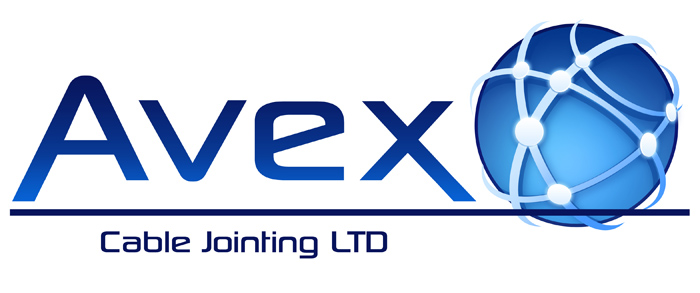 AVEX Cable Jointing | logo design derry | branding | logo | design derry