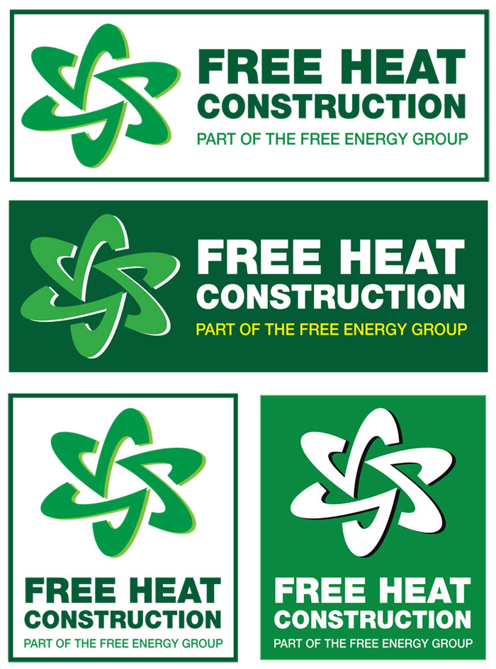 free-heat-logo-ideas | logo design derry | graphic design derry | logo design | design derry