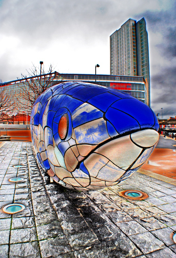 Big Fish Belfast | HDR Photography | Photography Derry | Marty McColgan