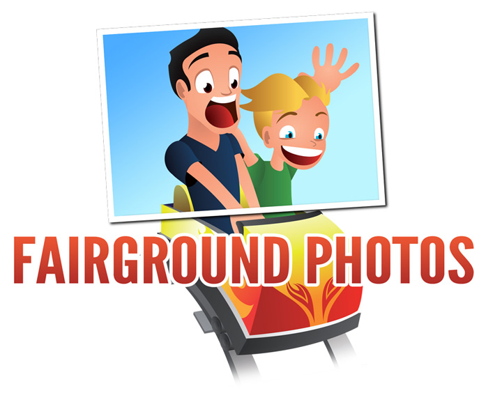fairground logo design | logo design | logo designer | derry | northern ireland | logos | belfast designer | logo designs | marty mccolgan