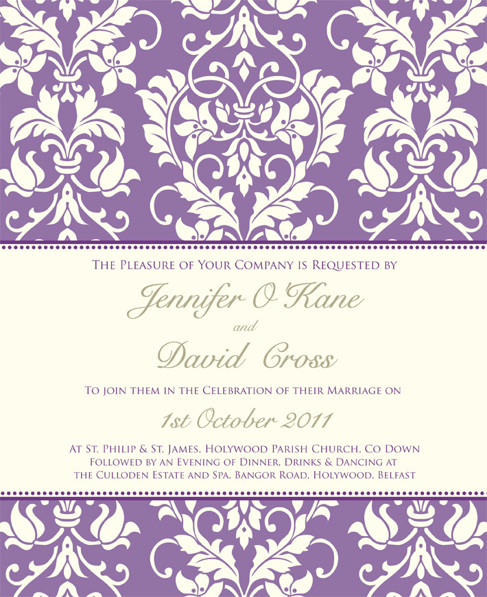 Amazing Wedding Invitation Design 710 x 871 · 275 kB · jpeg