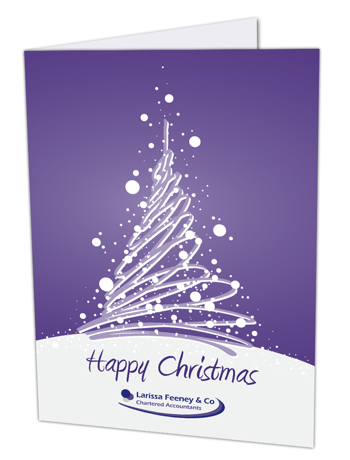 christmas card designs | business christmas card designs | corporate christmas card designs | accountants christmas cards