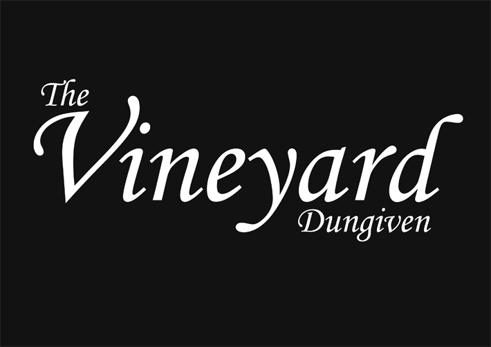 the vineyard off license logo design derry | logo design derry | logo design northern ireland