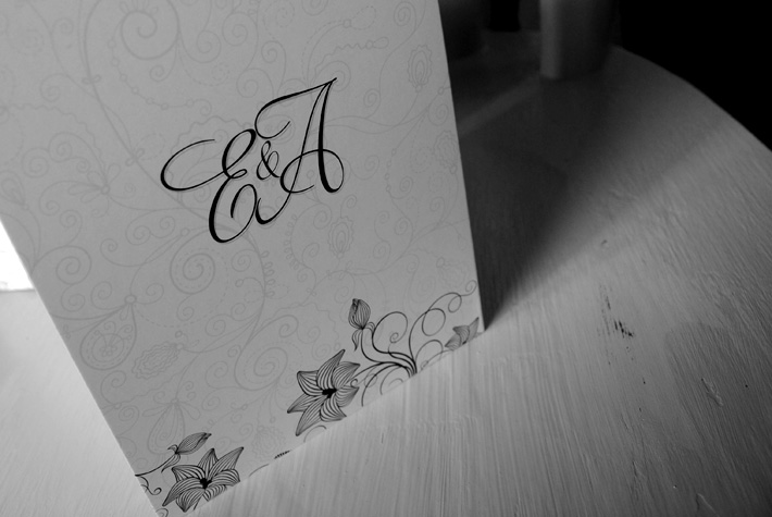 wedding invitation designer northern ireland