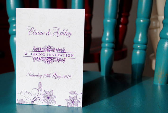 wedding invitations derry londonderry