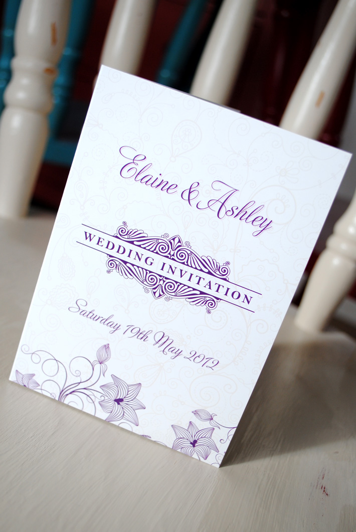 wedding invitations derry northern ireland