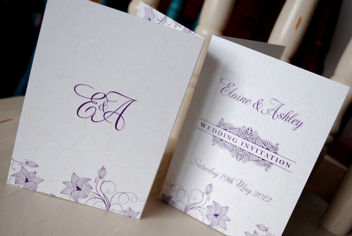 wedding invitations londonderry