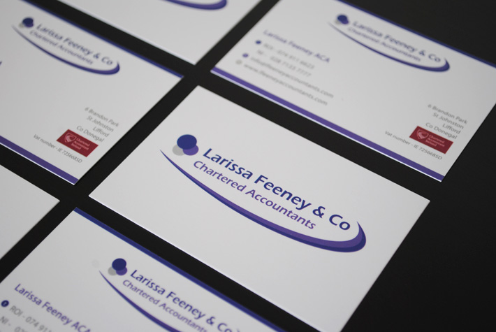 business cards business stationary derry