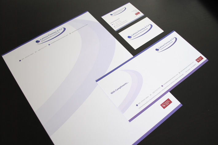 business stationery northern ireland