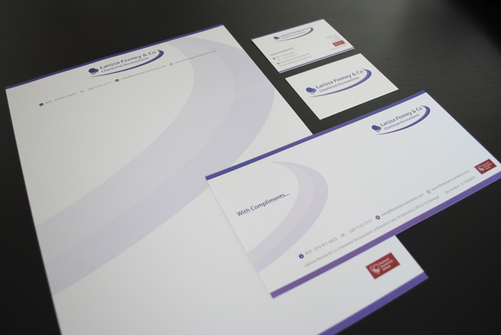 business stationery packages northern ireland