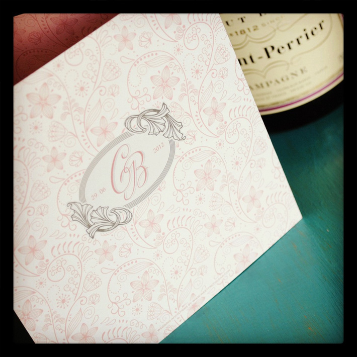 derry wedding invitations