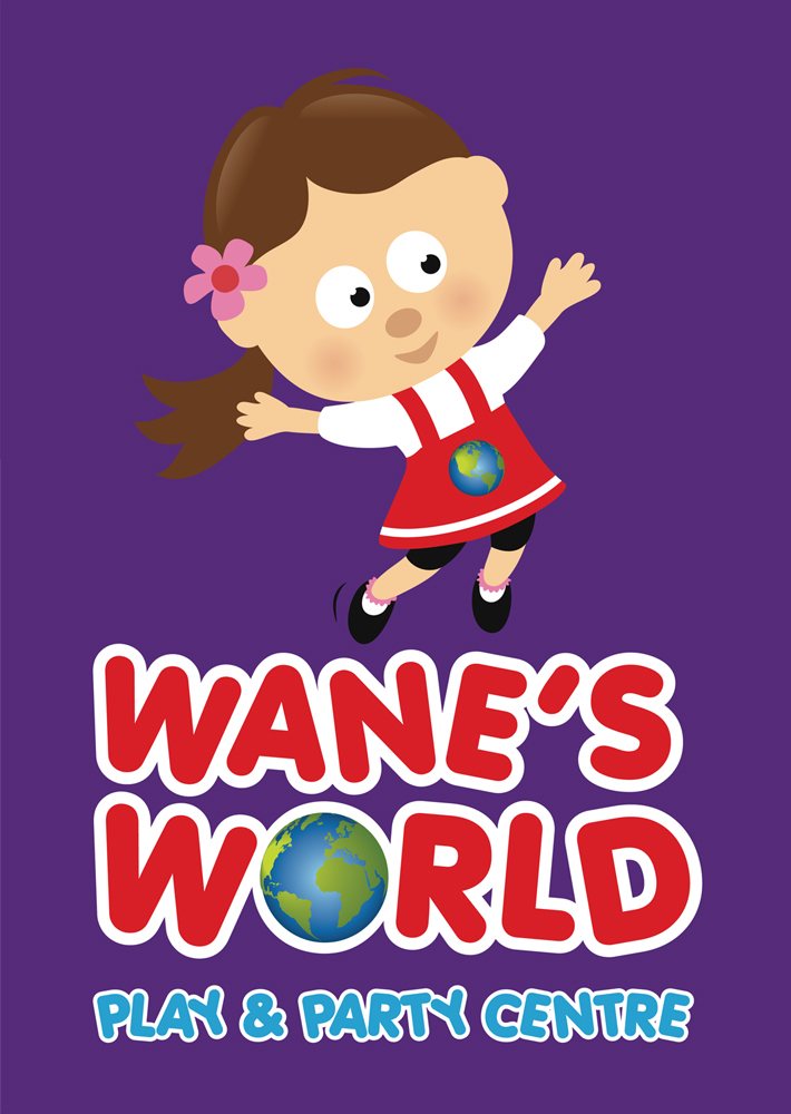logo design derry | logo design northern ireland | wanes world dungiven