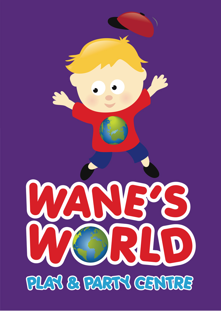 wanes world dungiven | derry logo design | logo design derry | brand identity northern ireland | Brand Identity Designer