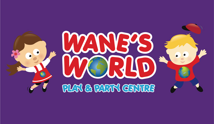brand identity northern ireland | wanes world dungiven | logo design NI
