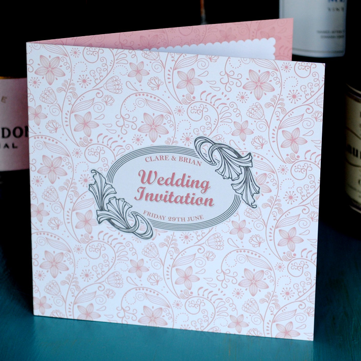wedding invitation design northern ireland