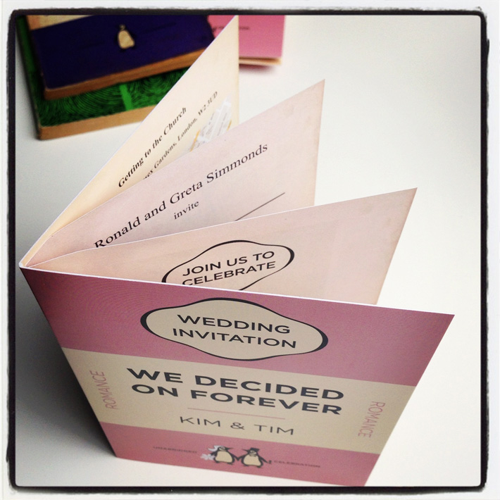 book wedding invitations