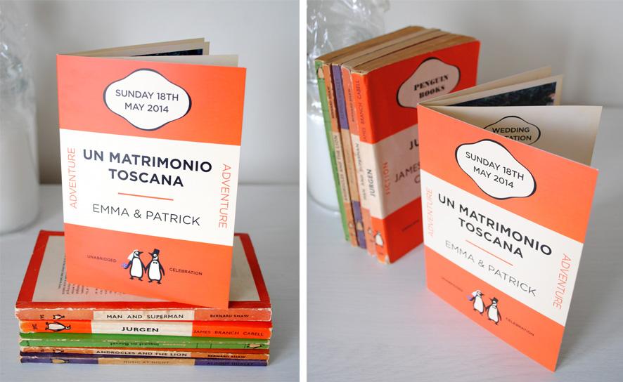 mini book wedding invitations uk%0A book style wedding invitations uk book style wedding invitations uk wedding  invitations penguin books wedding invitations