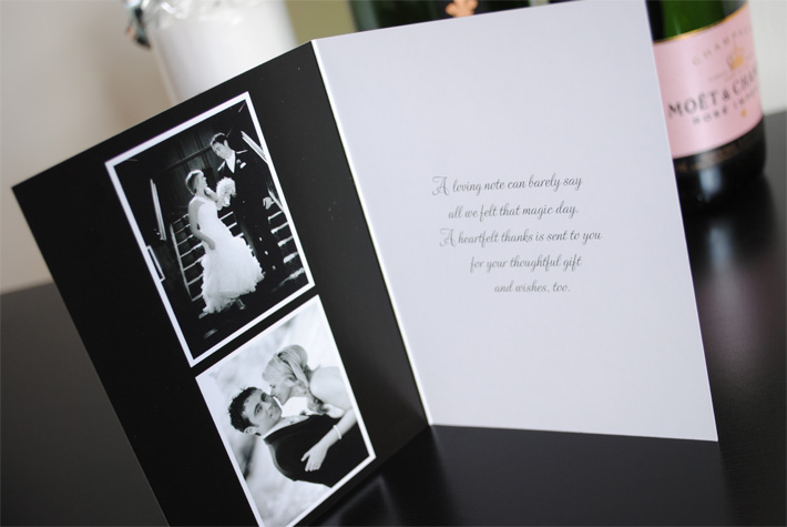 wedding thank you cards donegal ireland