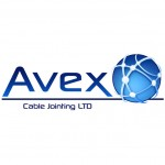Avex Cable Jointing Logo Design Northern Ireland