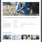 Avex Cable Jointing, Web Design Northern Ireland