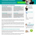 Business Debt Advice, Web Design UK & Ireland