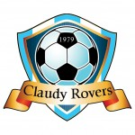Claudy Rovers Football Club Crest Design
