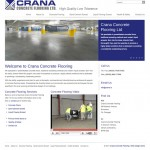 Crana Concrete Flooring Donegal, Web Design Donegal, Ireland