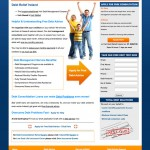 Debt Relief Ireland, Web Design Ireland