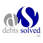 Debts Solved Logo Design