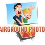 Fairground Photos Logo Design Northern Ireland