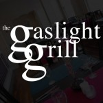 Gaslight Grill Restaurant Logo Design Derry