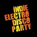 Indie Electro Disco Party Club Night Logo Design Derry