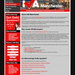 IVA Manchester, Web Design Manchester, England