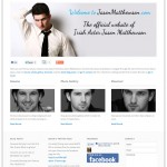 Jason Matthewson - Actor - Web Design Donegal