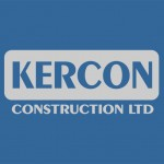 Kercon Construction Logo Design Derry, Northern Ireland