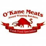 O'Kane Meats Claudy Logo Design Derry, Northern Ireland