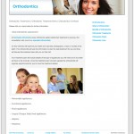 orthodontic dentist web design derry | dental web design northern ireland