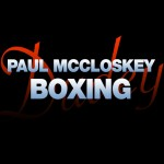 Paul 'Dudey' McCloskey Boxing Logo Design Derry, Northern Ireland