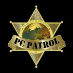 PC Patrol Computer Repairs Logo Design Derry, Northern Ireland