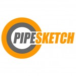 Pipesketch Logo Design Derry, Northern Ireland
