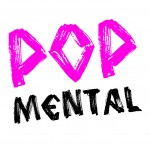 Pop Mental Club Night Logo Design Derry, Northern Ireland