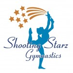 Shooting Starz Gymnastics Logo Design Derry, Northern Ireland