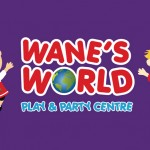 wanes world dungiven | brand identity northern ireland