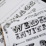 black-and-white-poster-style-wedding-invitations