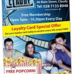 claudy-home-entertainment-A5-flyer-design2