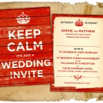 keep-calm-and-carry-on-vintage-style-wedding-invitations