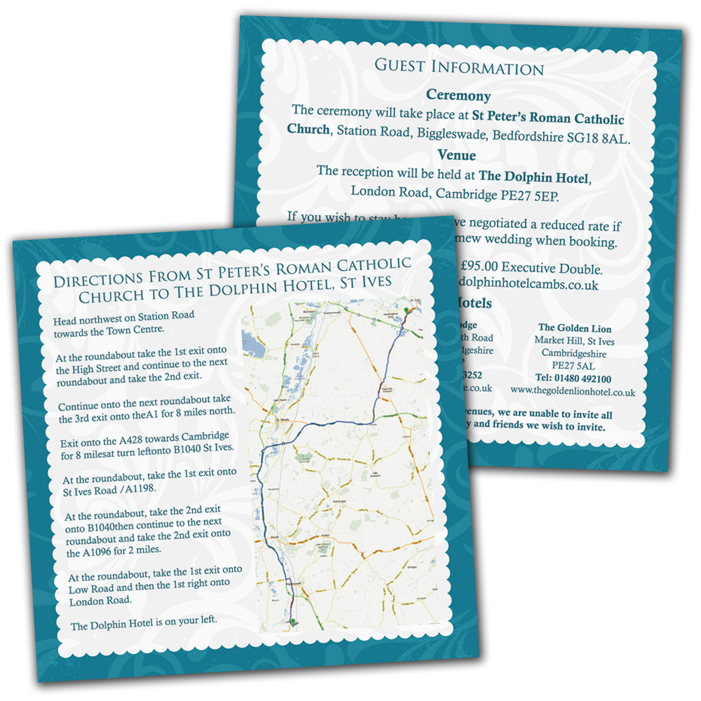 Wedding Invitations & Wedding Stationery Northern Ireland