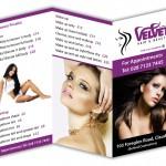 velvet-hair-and-beauty-3-fold-brochure-design