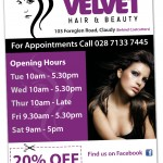 velvet-hair-and-beauty-A5-flyer-design