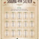 vintage-shabby-chic-wedding-table-plan